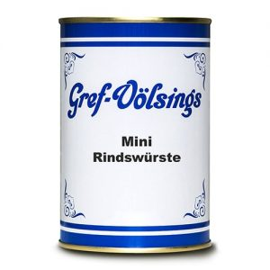 Mini-Rindswuerste